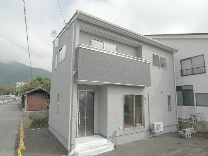 上田市中央北 M様邸 新築事例