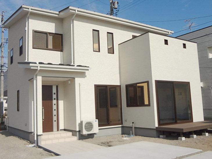 上田市中之条M様邸 新築事例