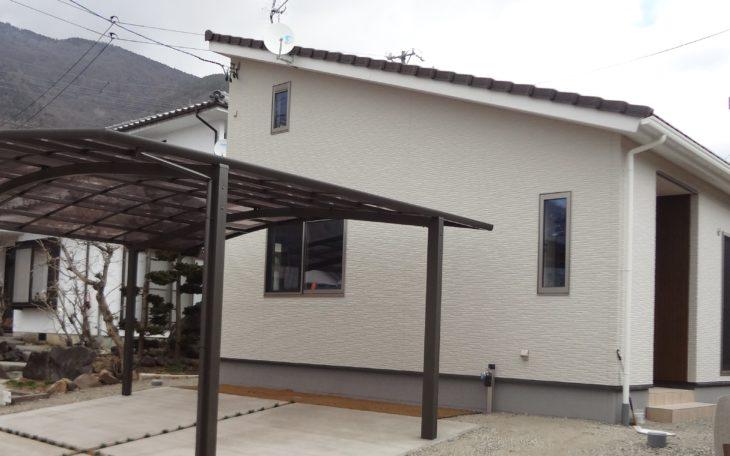 上田市緑が丘K様邸新築事例
