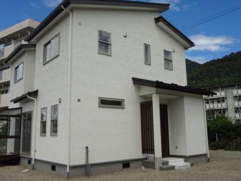 上田市中央北N様邸新築事例
