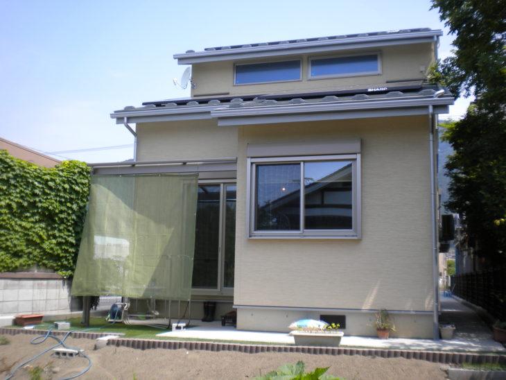 上田市中央西M様新築事例